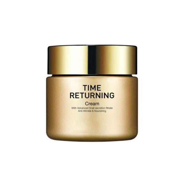 Антивозрастной крем с муцином улитки / Time Returning Cream 50 мл