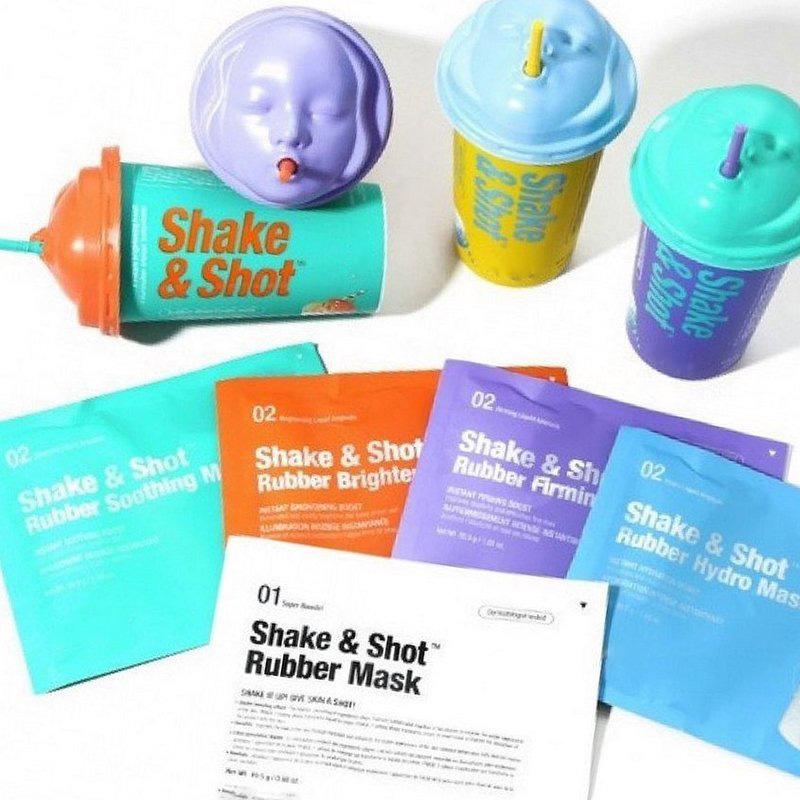 Dr. Jart Shake Shot Rubber Mask