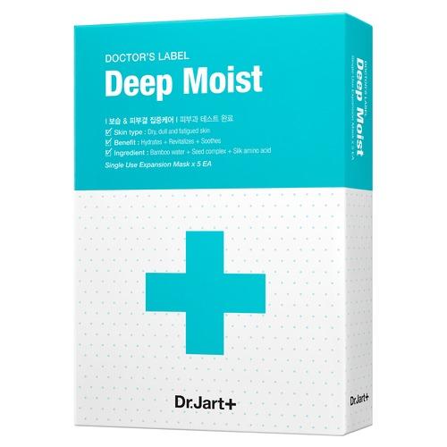 """Маска """"Рецепт увлажнения""""  / Doctor's Label Deep Moist 5шт"""