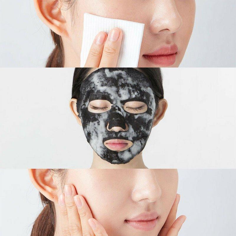 маска с черным углем Dr Jart