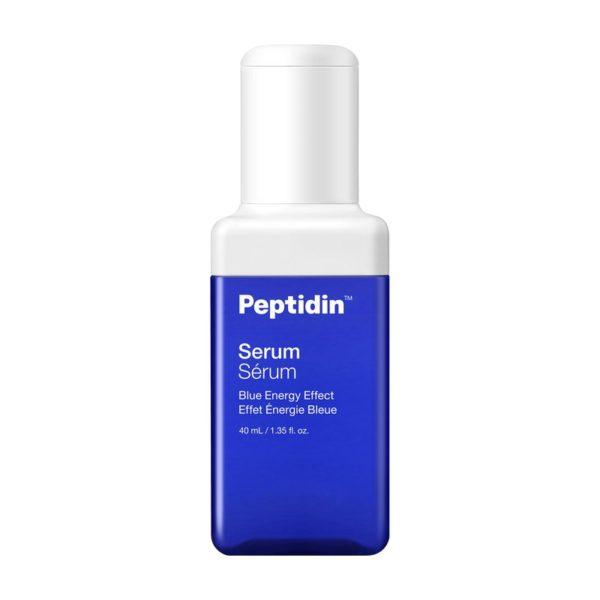Энергетическая пептидная сыворотка лифтинг и плотность / Peptidin Serum Blue Energy 40мл