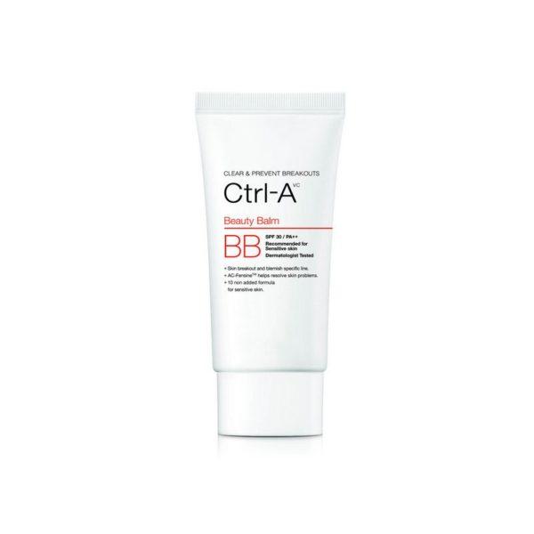 Себоконтролирующий BB-крем для лица / Ctrl-A Beauty Balm SPF30 40мл