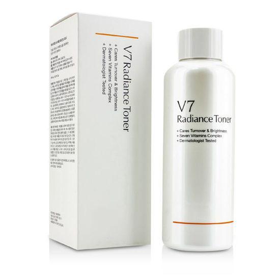 Осветляющий витаминный тонер Dr.Jart+ V7 Radiance Toner